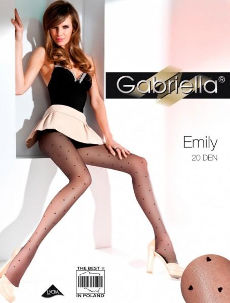 Punčochy Gabriella Emily 495