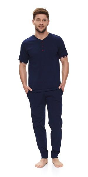 Pánské pyžamo Doctor Nap 9763