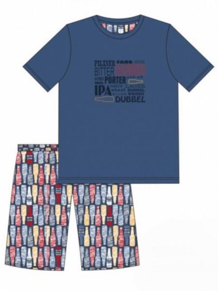 651e1d99e Pánské pyžamo Cornette 326/64 | Cornette | Výrobci | Belissa Prádlo