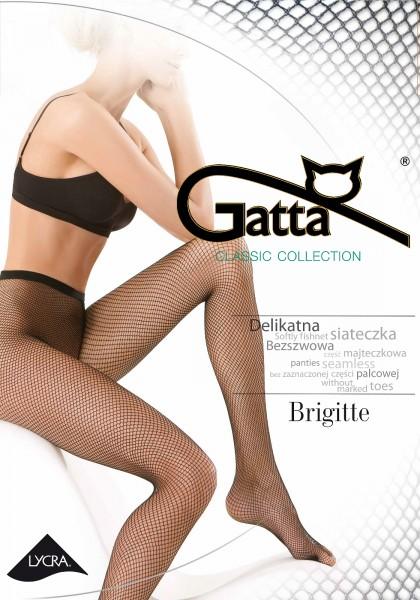 Punčochy kabaretky Gatta Brigitte 01