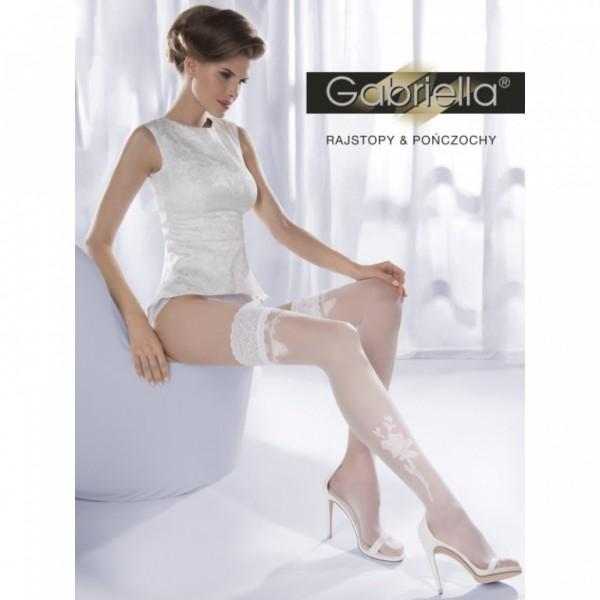Samodrzící punčochy Gabriella Calze 09