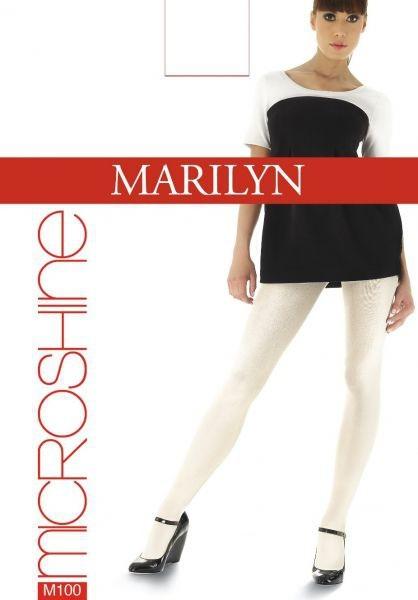 Punčochy Marilyn Microshine 100