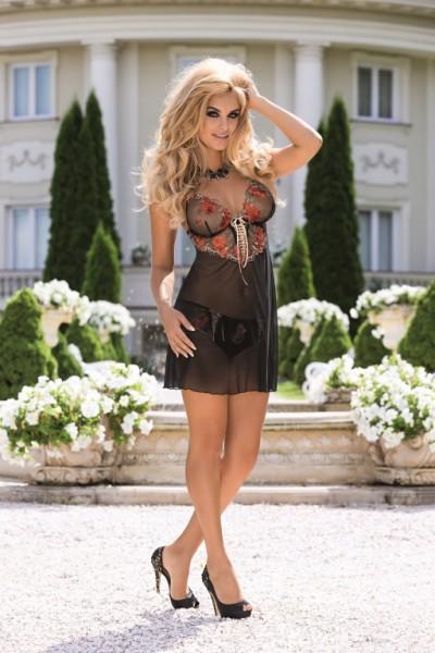 Kosilka Róza Natali black
