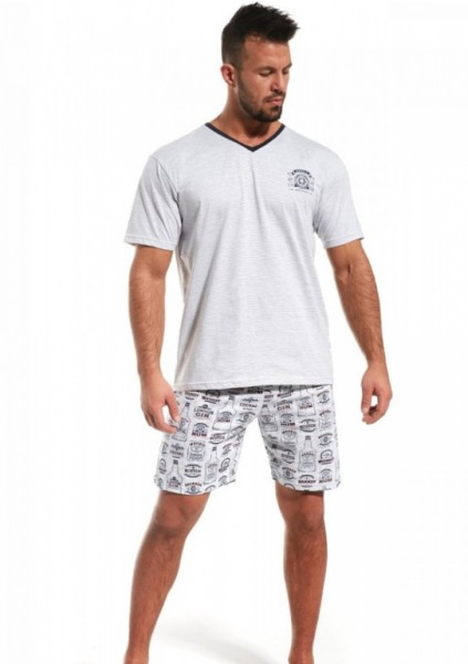180b32e36 Pánské pyžamo Cornette 326/60 | Cornette | Výrobci | Belissa Prádlo