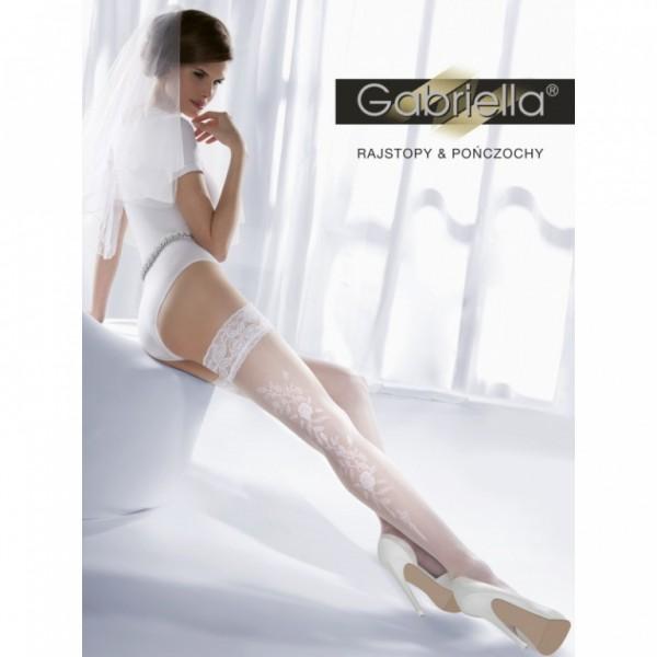 Samodrzící punčochy Gabriella Calze 06
