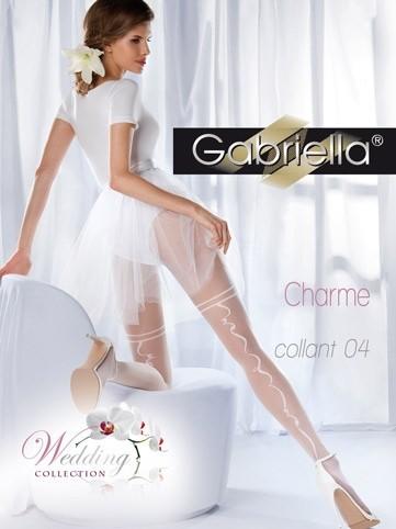 Punčochy Gabriella collant 04