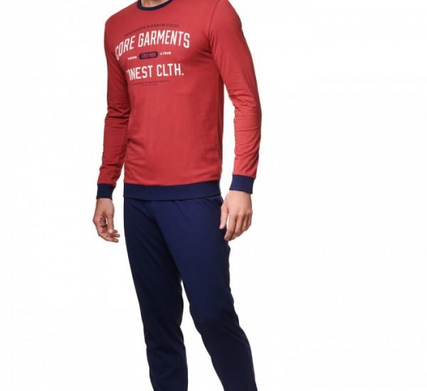 Pánské pyžamo Henderson AGENT 39254-33X