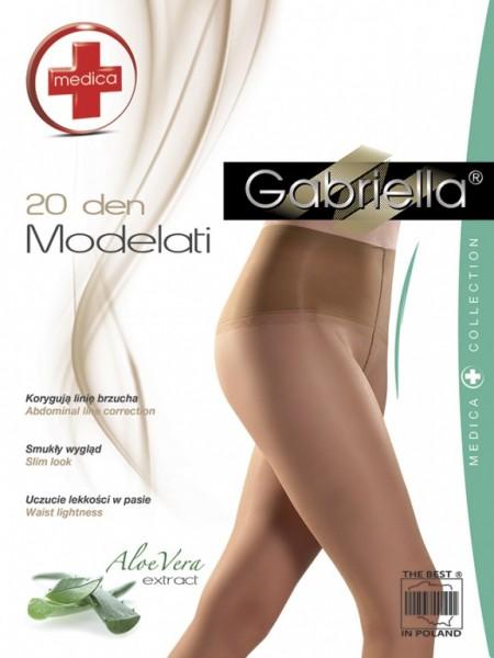 Stahovací punčochy Gabriella Modelati 170
