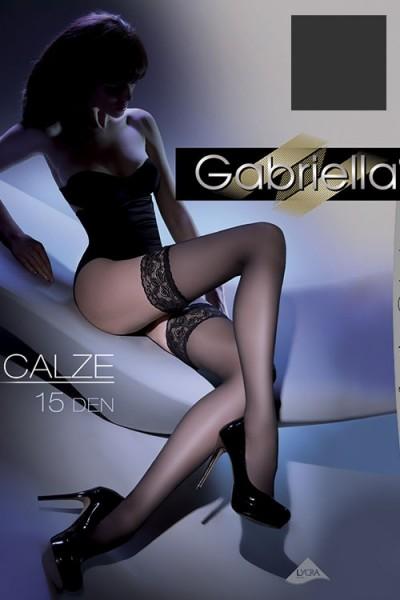 Samodrzící punčochy Gabriella Calze 200