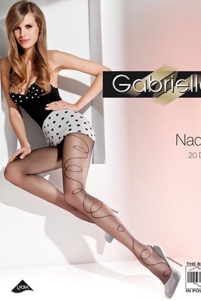 Punčochy Gabriella Nadia 367